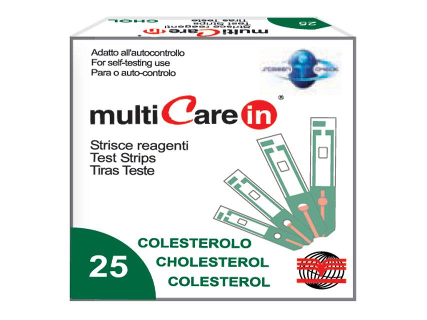 Teste de colesterol - pentru cod 23965/66/67