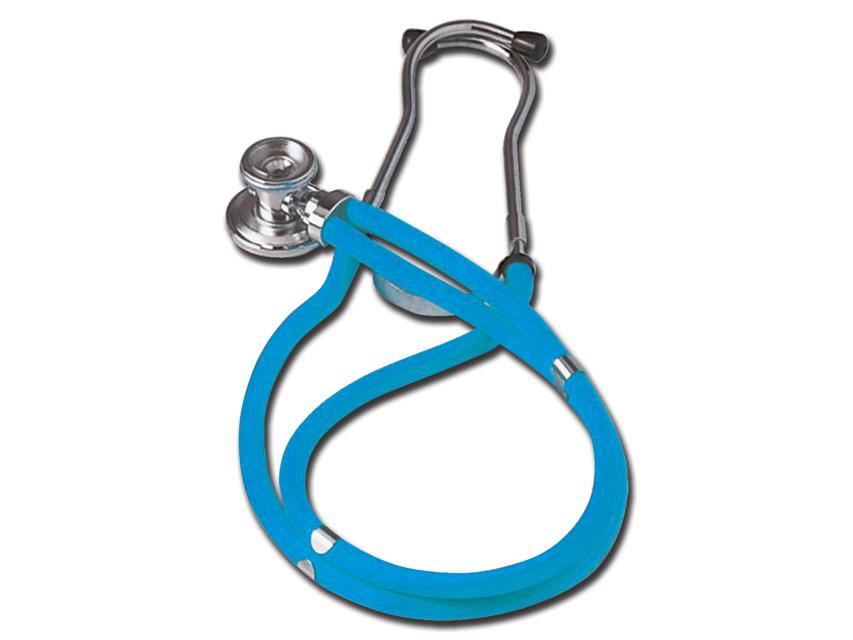 RAPPAPORT  CAPSULA DUBLA  stetoscop - Y albastru deschis