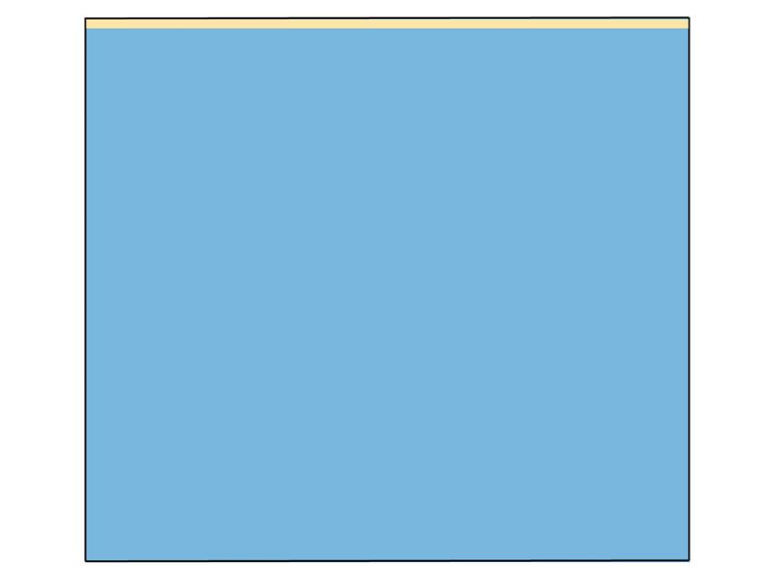 Cearșaf chirurgical impermeabil cu adeziv  180x200 cm