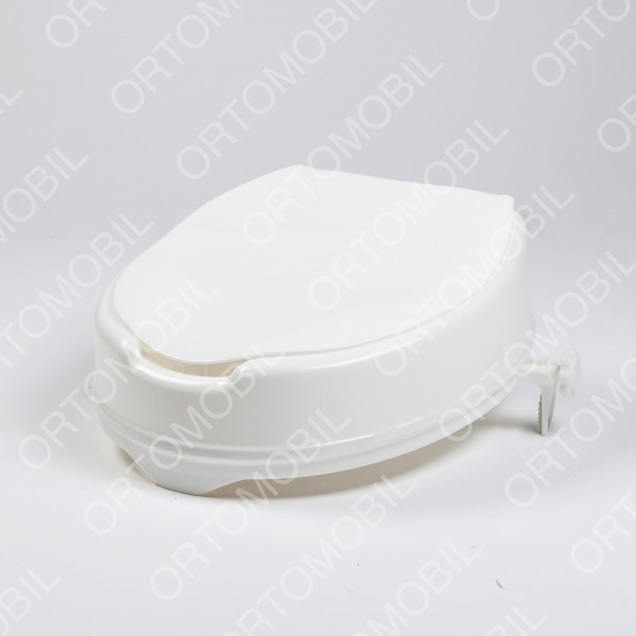 Inaltator WC de 10 cm cu capac Ortomobil 027060L4