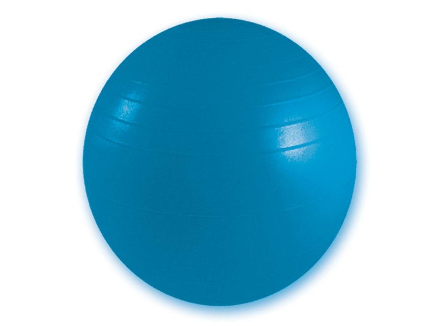 MINGE MASAJ SI EXERCITII diam   75 cm - albastru