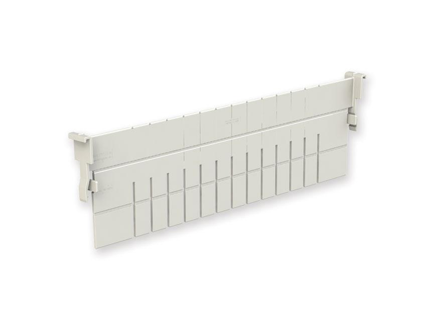 SEPARATOR  400x100 mm pentru sertar ISO