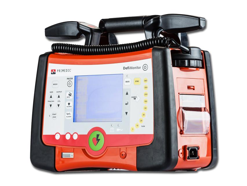 DefiMonitor XD30 defibrilator manual cu SpO2 si Pacer