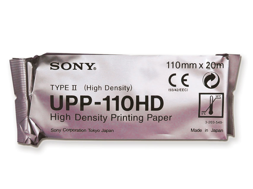 SONY UPP - 110 HD HÂRTIE