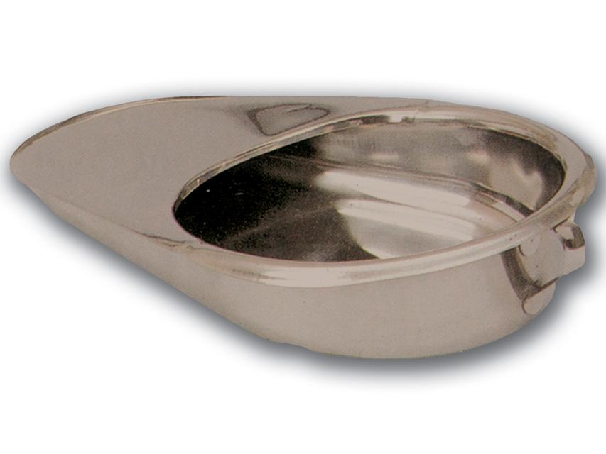 Plosca urinara pat cu inel418x292x85 mm cu inel