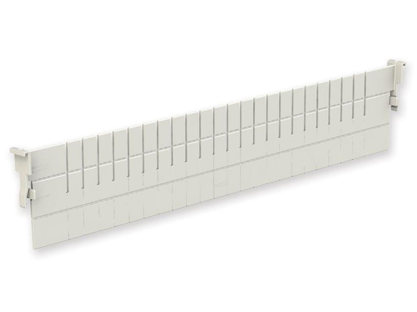 SEPARATOR  600x100 mm pentru sertar ISO