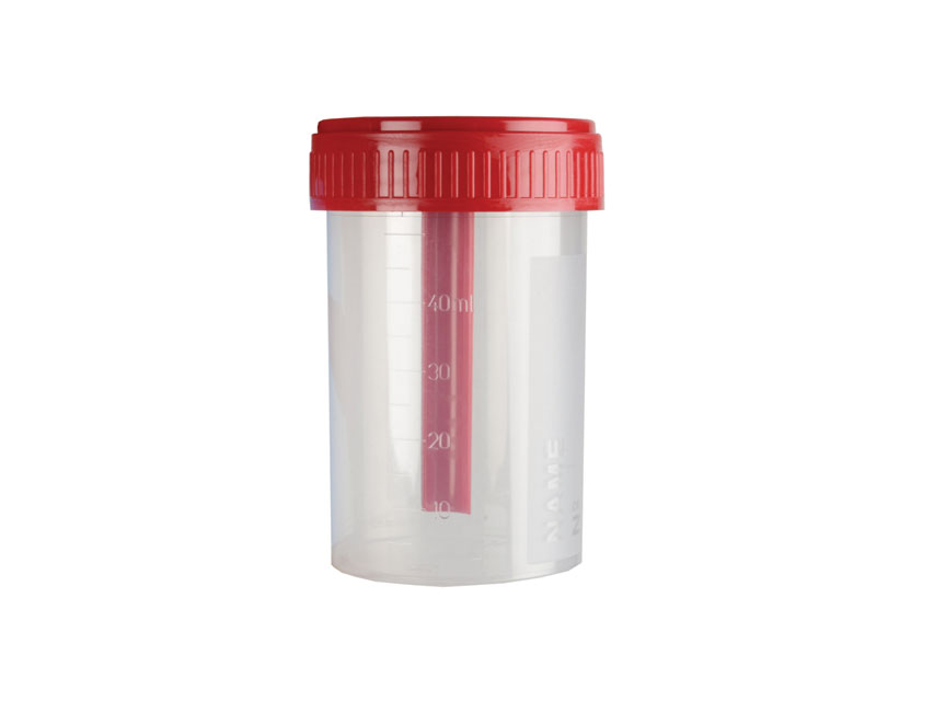 Fecalelor CONTAINER 60 ml - cleanroom ISO 8