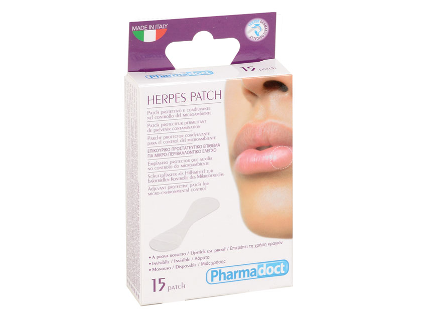 PHARMADOCT HERPES - cutie de 12 cutii de 15