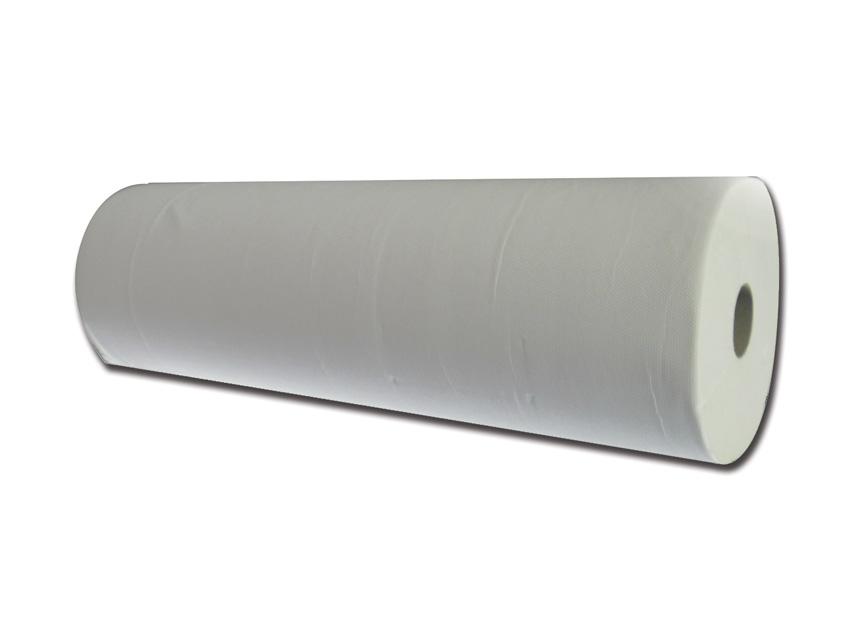 Rola de hartie pentru canapea de examinare - 100m x 50cm