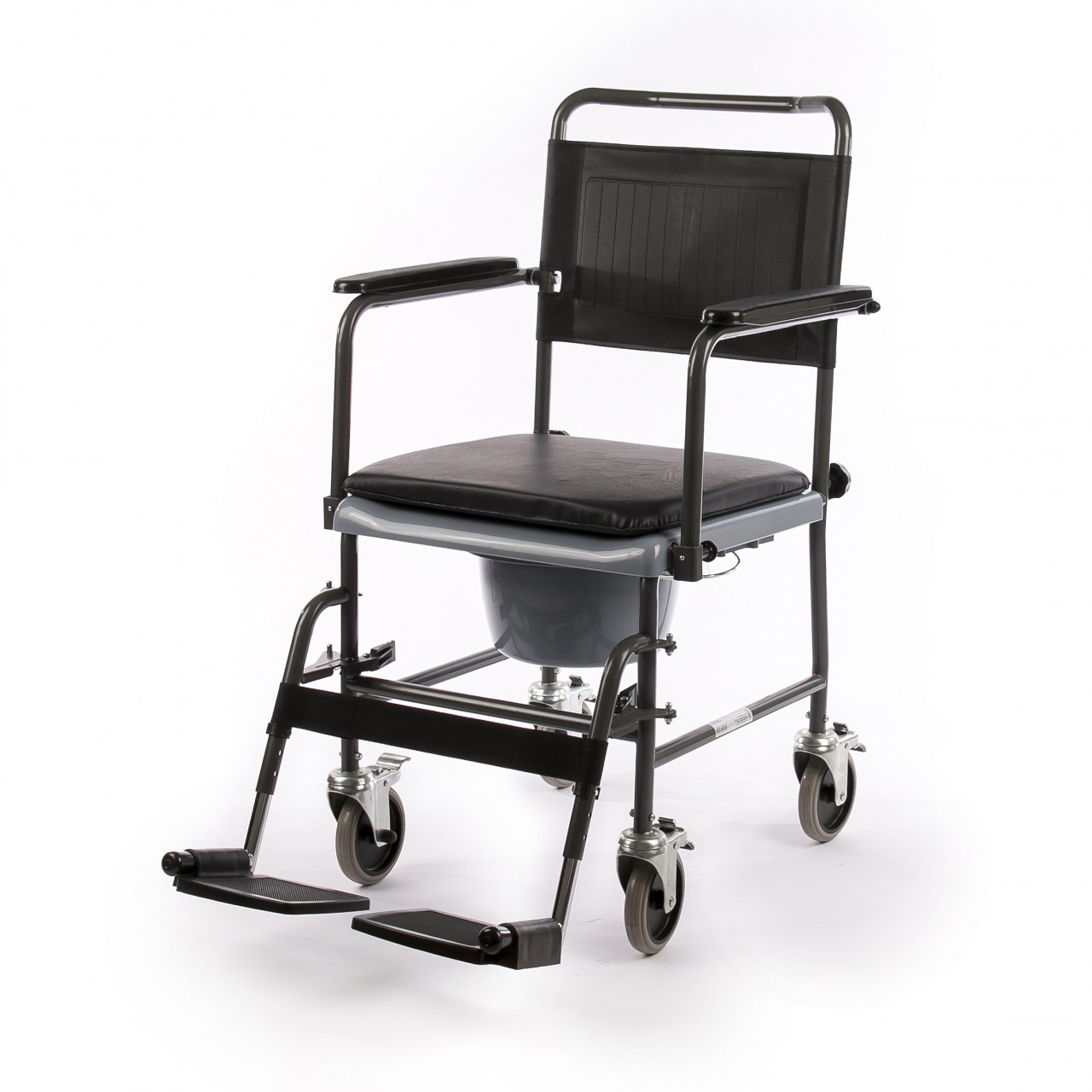 Scaun toaleta cu roti Ortomobil 028015C
