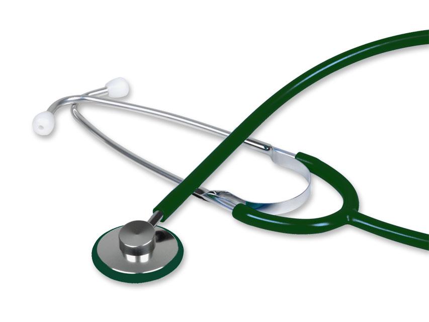 TRAD stetoscop - Y verde închis