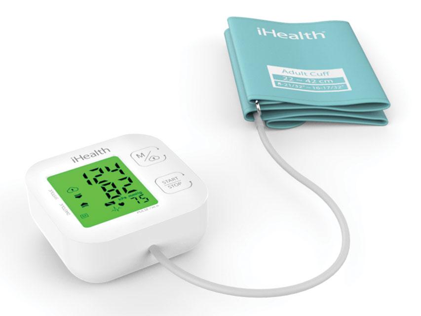 iHEALTH TRACK Tensiometru CONECTAT B.P.M.