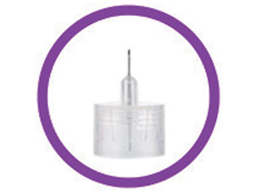 BD microfine Needles 5 mm - 31G - 320594