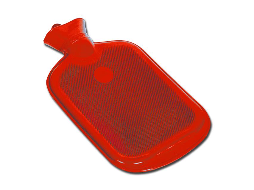 HOT butelia de apa - rosu