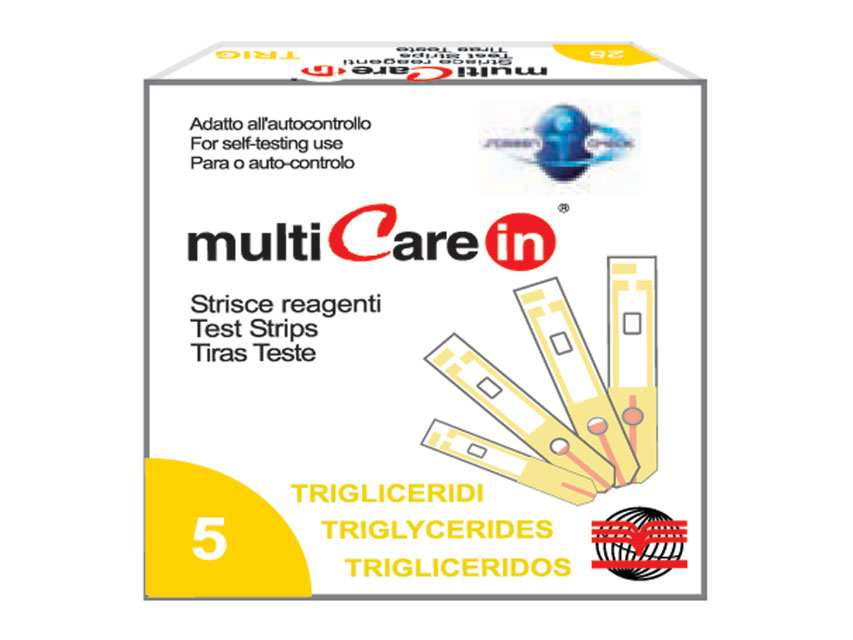 Teste de trigliceride - pentru codul 23965/66/67