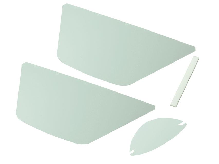SCHIMB PROTECTOR  KIT (2 viziere + 1 scut cap)