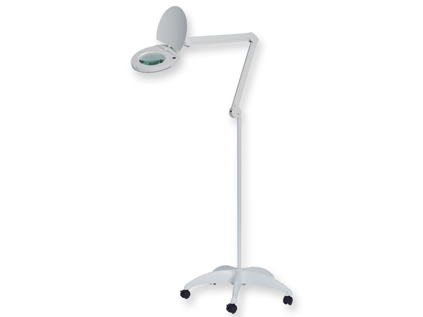 LUPA LED LIGHT Magnifying - cărucior