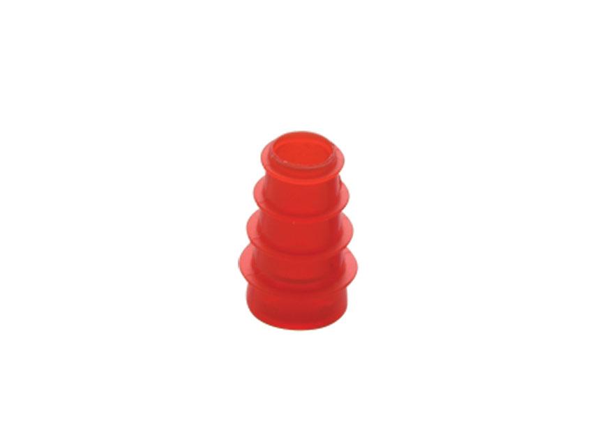 Sanibel ADI FLANGED INFANTILÃ AER TIP 3-5 mm - roșu