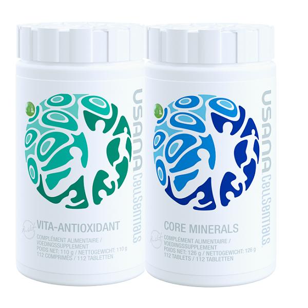 CellSentials USANA®, minerale, vitamine, antioxidanți