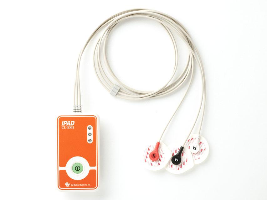 WIRELESS ECG TRANSMISIE DISPOZITIV pentru iPAD CU-SP2 DEFIBR. 35341
