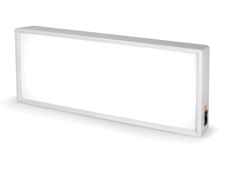 Negatoscop 38x 92 cm - dublu