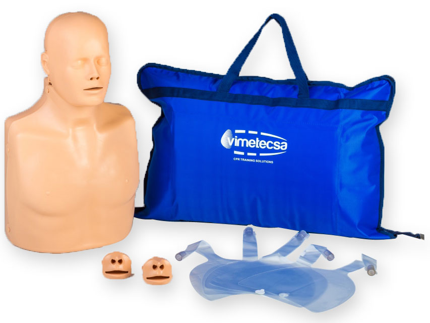 MAN-ADVANCE practicienilor CPR Manikin