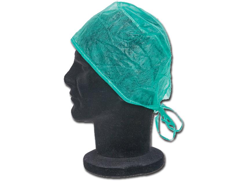 Boneta chirurgicala  - verde