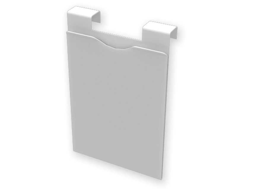 SUPORT A4 DIN PVC PENTRU INREGISTRARE FISA pacient  24x32 cm