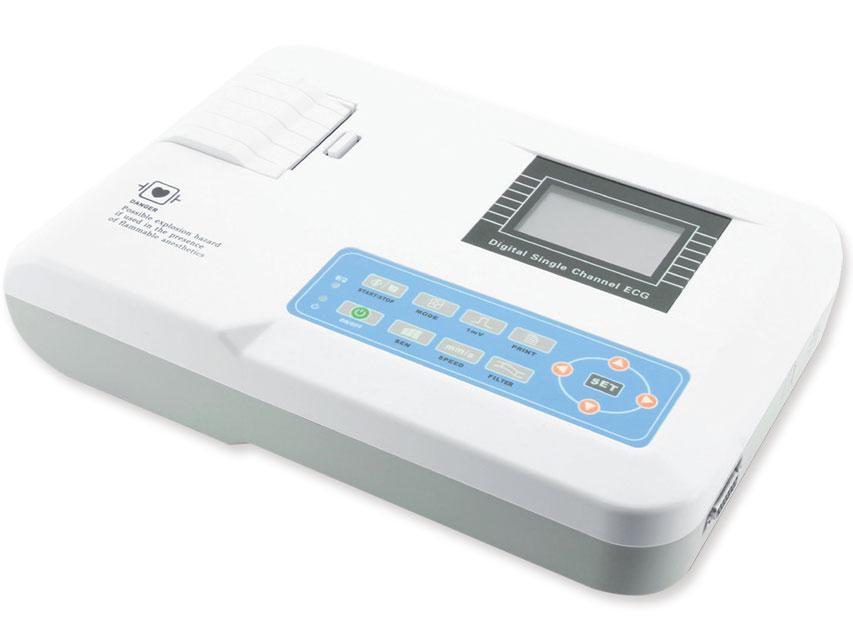 100G ECG - 1 canal cu monitor