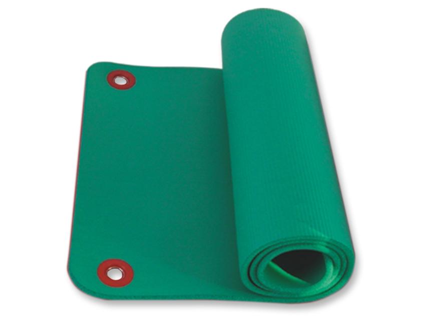 MAT CU HANG EXERCIȚIU INELE 180x60xh1.6 cm - verde