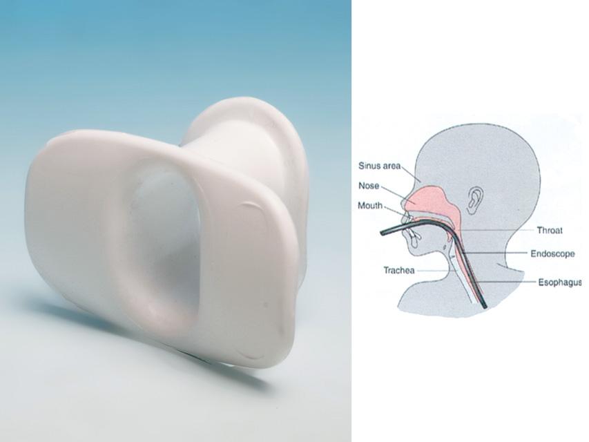PIESA GURA pentru endoscop
