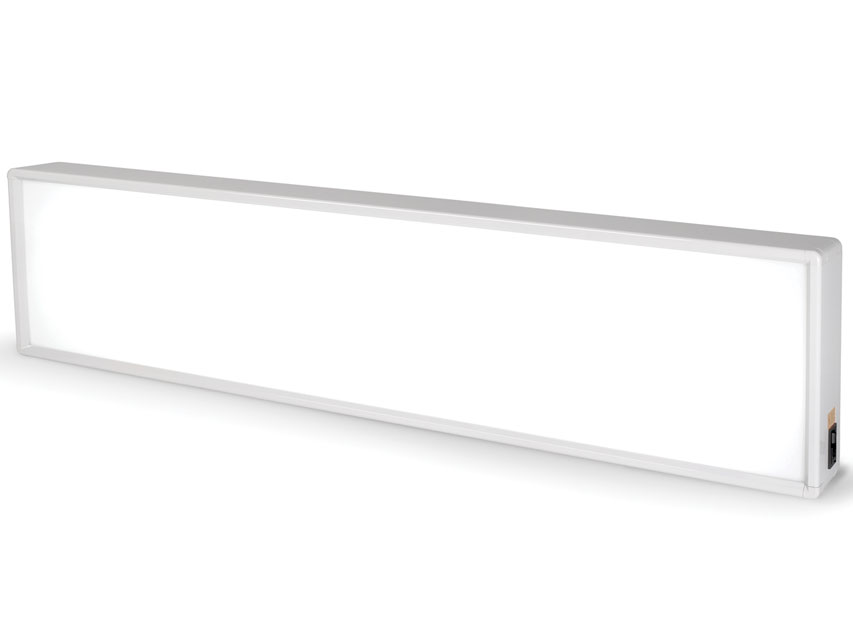Negatoscop 38X153 cm - cvadruplu