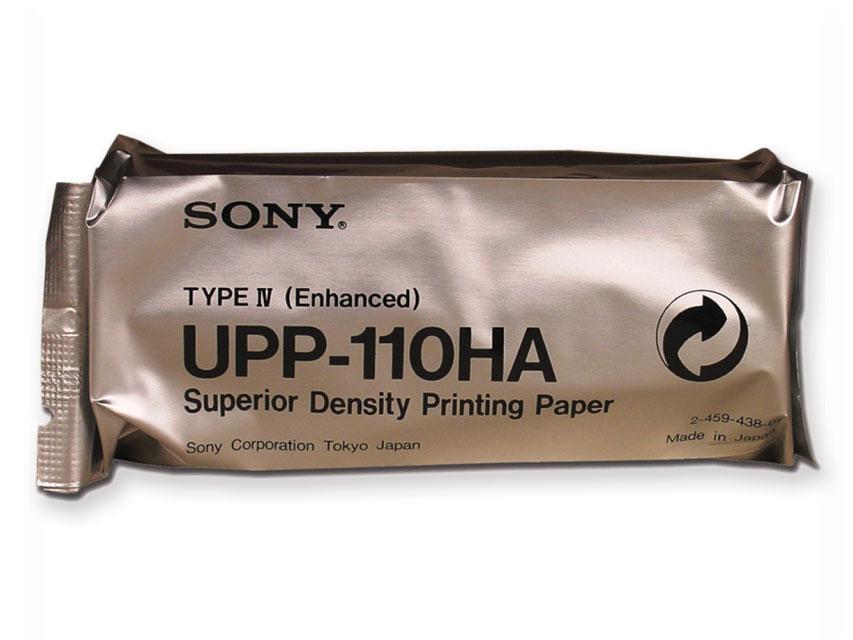 SONY UPP - 110 HA HÂRTIE