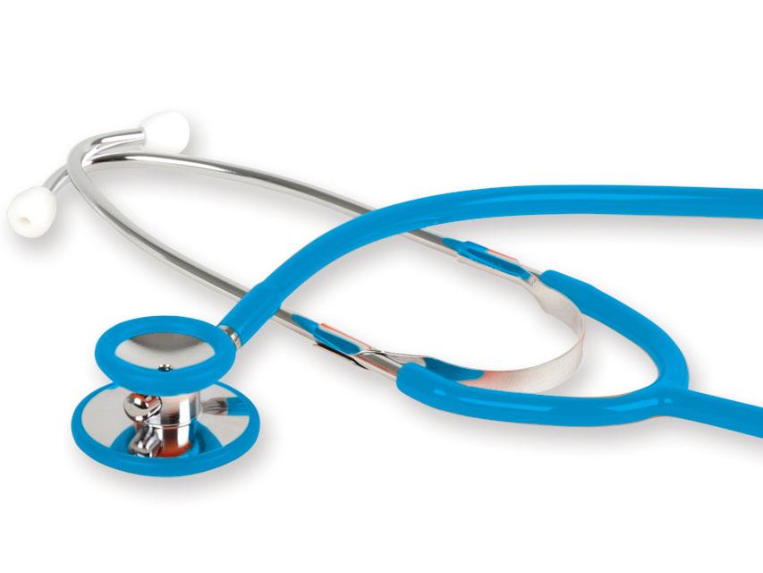 WAN CAPSULA DUBLA  stetoscop - albastru Y