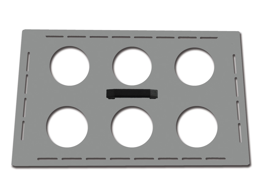 SĂLBATIC POZITIONARE HUSA 6x600ml pentru 35531-3