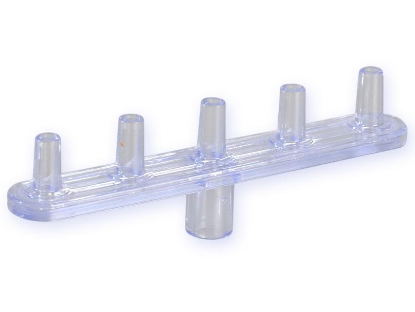 CONECTORI MULTI-injectorul - drepte - 5 cale-out