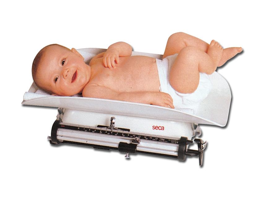 SECA 725 BABY cantar - mecanic - 16 kg