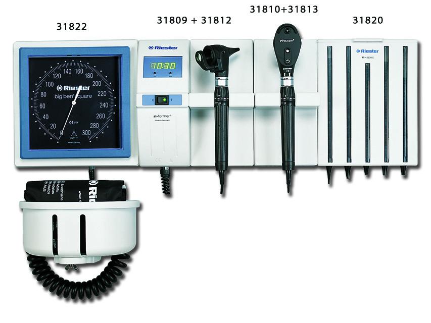 RI-FOSTA LED DIAGNOSTIC STATIE - 3,5-230V Mare