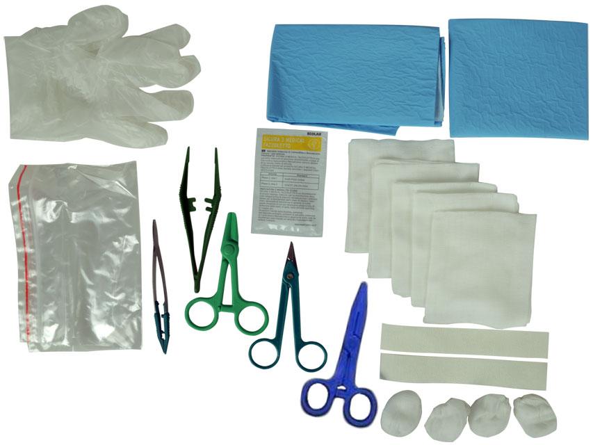 Sutura KIT 2 - sterile