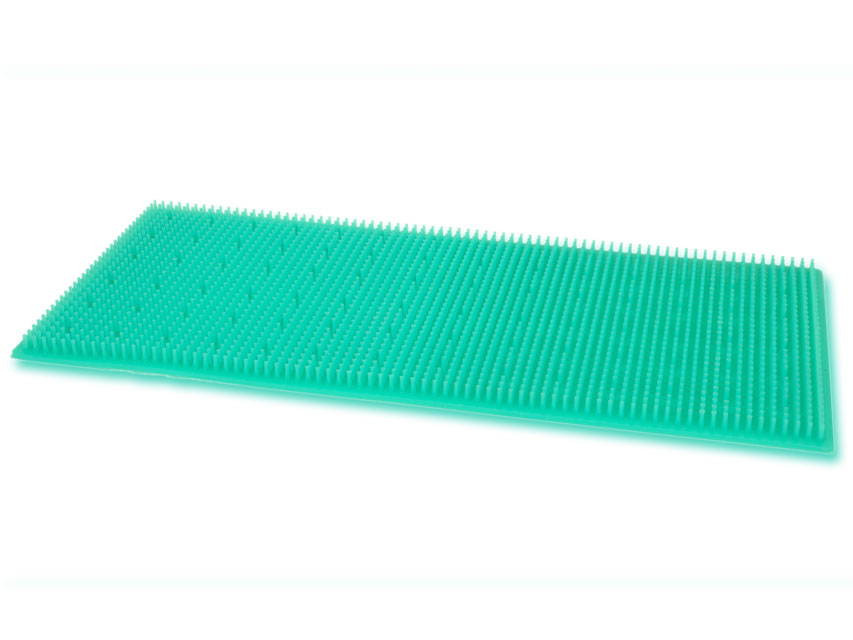 SILICON MAT 520x230 mm - perforate