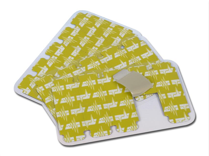 TAB ELECTROZI - pre-gelifiat, de unică folosință (50 saci de 100)