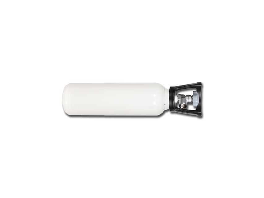 OXIGEN CILINDRU 5 l cu valve - NF (soclu) - gol