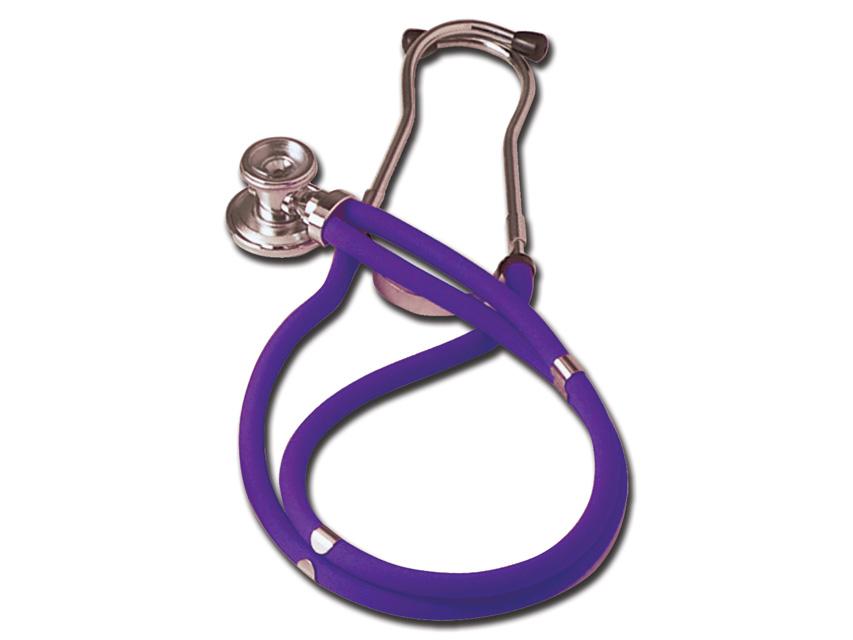 RAPPAPORT  CAPSULA DUBLA  stetoscop - Y violet