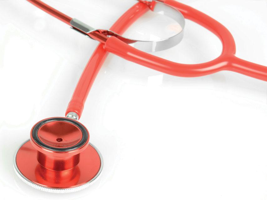 COLORAT TRAD CAPSULA DUBLA  stetoscop - rosu