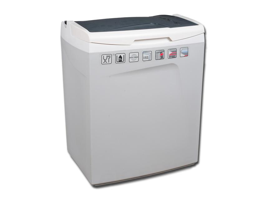 SHIVER PORTABIL 30 l cutie frigorifică - gri