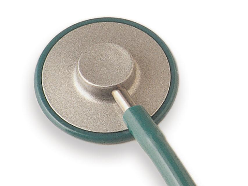 YTON asistenta stetoscop - Y verde