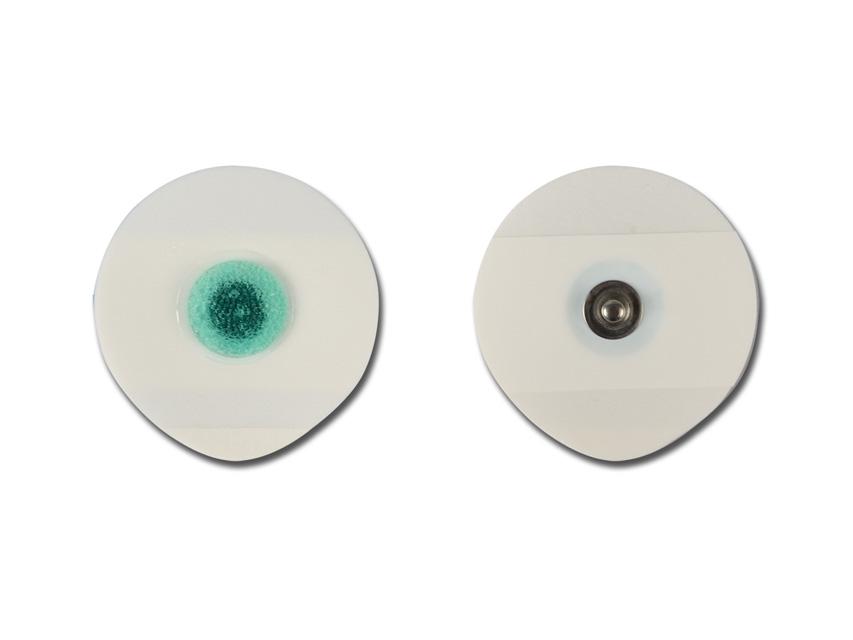 DISPOSABLE SPUMĂ ELECTROZI 48-50 mm - gel lichid