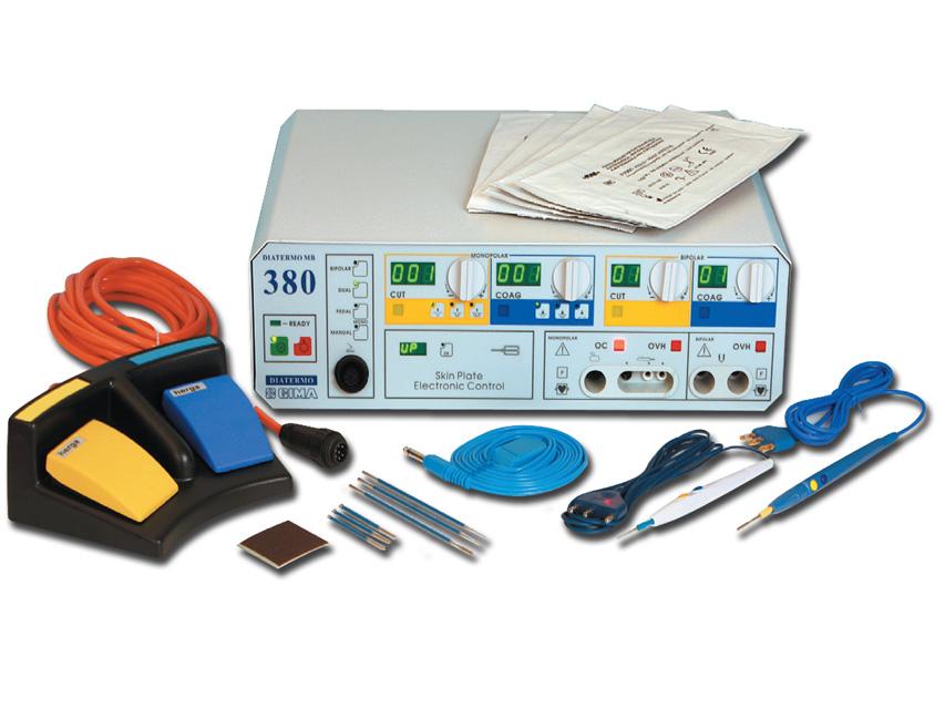 DIATERMO ELECTROCAUTER  MB 380 SPITAL