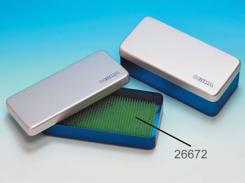 Color silicon pentru cutie intrumente 20x10 cm