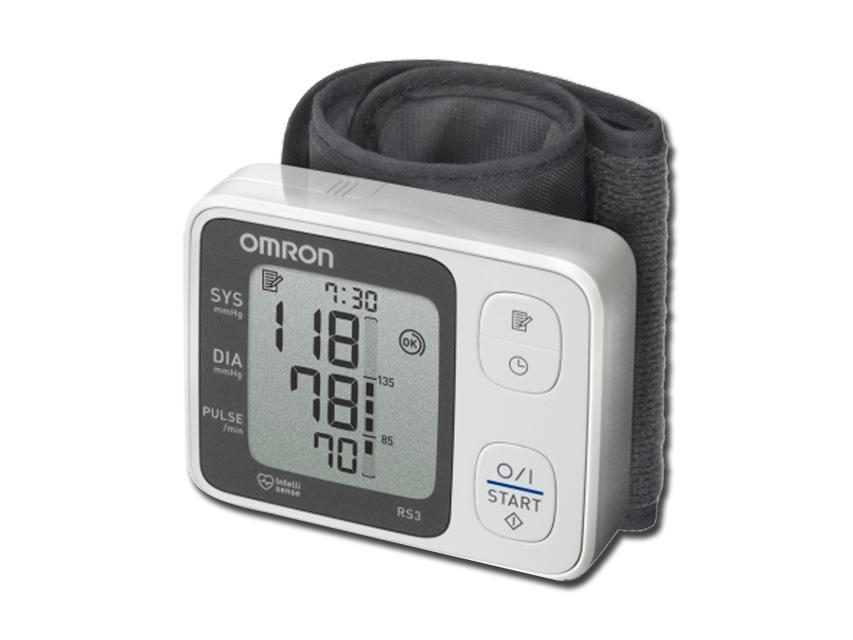 OMRON RS3 DIGITAL B.P.M. HEM-6130-E